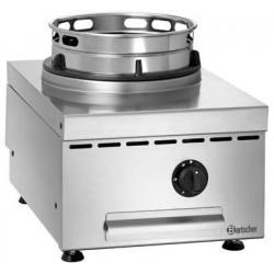 Cuisinière wok à gaz de table
